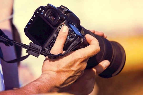 Making gigantic strides by pursing a course in photography