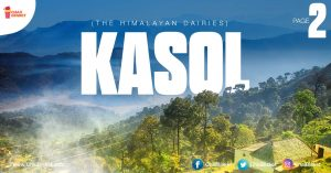KASOL- A Paradise For Backpackers!!