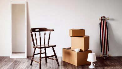 Photo of Packing Fragile Furnitures