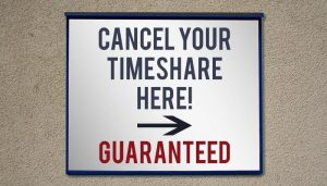 How To Cancel Timeshare