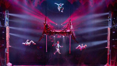 Photo of Las Vegas Cirque du Soleil Shows, Ranked through How Insanely Dangerous They Are