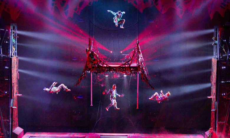 Las Vegas Cirque du Soleil Shows, Ranked through How Insanely Dangerous They Are