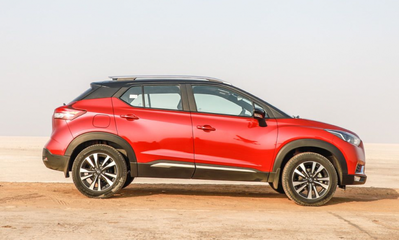 Nissan Kicks - The 1.3-litre Turbo is the one to go for